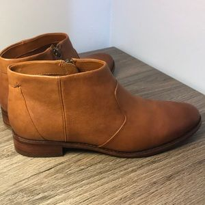 Patricia Nash Leather Booties